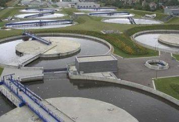 impianti di depurazione di acque reflue domestiche. fogne