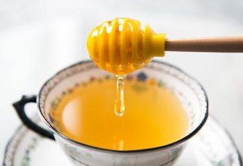 Herbata z miodem – przepisy kulinarne