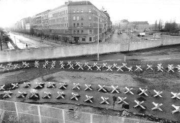 Mur berliński: historia tworzenia i niszczenia. Upadek muru berlińskiego