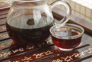 """Chá chinês """"Shu Puer"""": propriedades e contra-indicações. Como perigoso chá """"Shu Puer"""" para o corpo"""