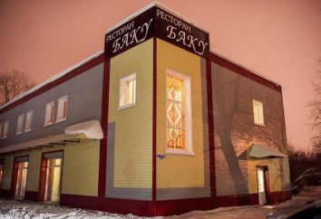 "Restaurante ""Bakú"" (Arkhangelsk): hospitalidad Azerbaiyán"