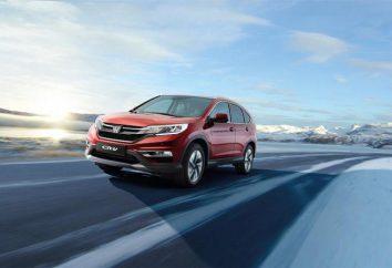 """Samochód terenowy Honda CR-V: charakterystyka techniczna, komplet. """"Honda SRV"""" (2015): opinia właściciela"""