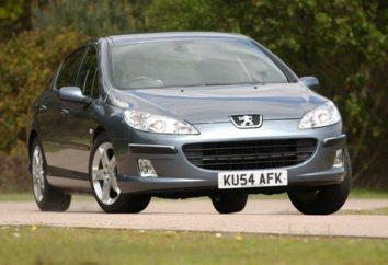 """Co ma recenzji «Peugeot-407"""" ? Kompletny przegląd pojazdu"""