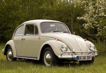 Volkswagen Kaefer coche: datos técnicos, las revisiones de los propietarios, foto