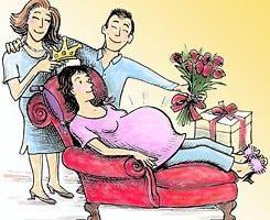 madre de alquiler: lo que exige, qué reglas de la redacción del contrato