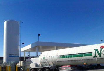Kriogeniczna tank – najlepszy sposób transportu i magazynowania LNG