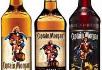 """rum jamaicano """"Captain Morgan"""". Comentários e opiniões de pessoas conhecedoras"""