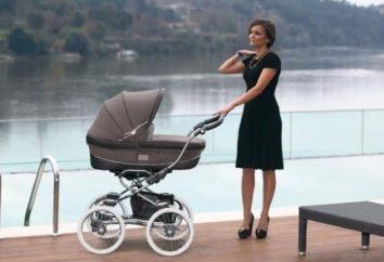 Bebecar « classe Stylo » – un confortable pour le transport de toutes les routes