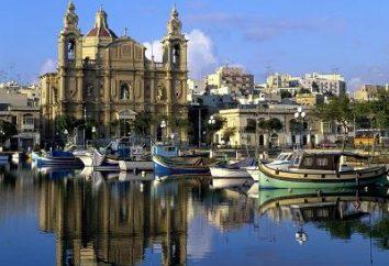 Atrakcje Malta – placówki średniowiecznej Europy