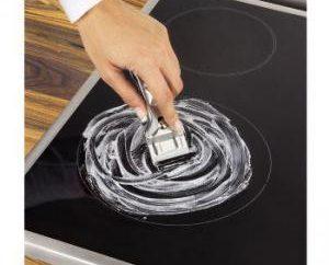 Skrobaki do płyt szklanych, ceramicznych: metoda z użyciem narzędzia i funkcje