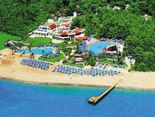 """Kemer: """"Amara Marine Club"""" – un hotel allegro del club"""