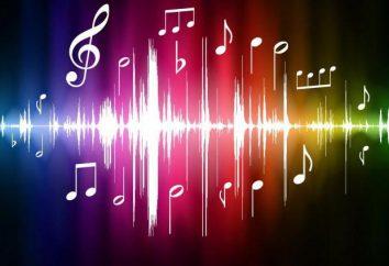 Melodie und Rhythmus in der Musik. Die Rolle des Rhythmus in der Musik. Der Rhythmus der Musik – das ist, was: die Definition