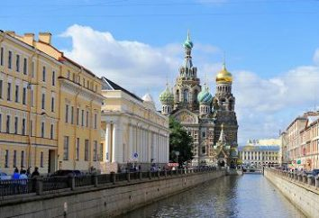 Dove andare nel fine settimana a San Pietroburgo? Camminando a San Pietroburgo