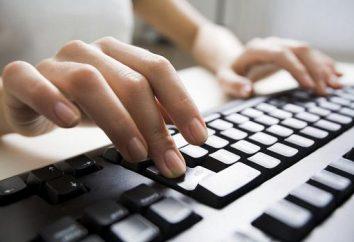 Jak umieścić znaki na klawiaturze. Inne symbole na klawiaturze