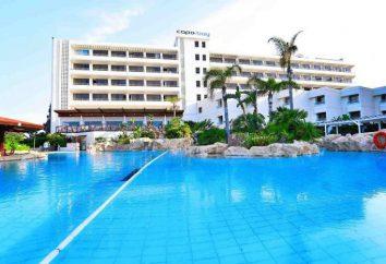 Capo Bay Hotel 4 * (Protaras, Chipre): fotos y críticas de los turistas