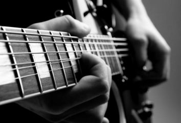 Gioca stili e tipi di battaglia chitarra