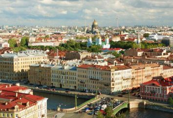 północnej stolicy Rosji – Petersburgu. Pomysły na biznes