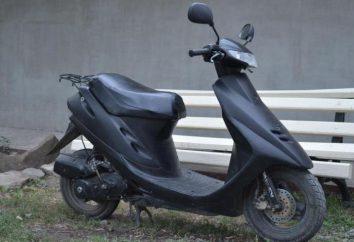 Skuter Honda Dio AF 18: Dane techniczne, tuning