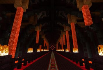 """Com o que e como fazer um portal para o inferno """"Maynkraft""""?"""