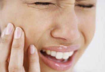 Wundes Zahnfleisch am Ende des Unterkiefers: Ursachen und Behandlungen. Wundes Zahnfleisch: was zu tun ist und wie zur Behandlung von Schmerzen