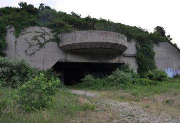 strutture militari abbandonate. Posizione originale per il turismo esotico