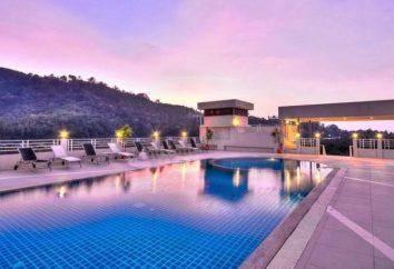 O Ashlee Plaza Patong Hotel & Spa 4 * (Tailândia, Phuket): Descrição do hotel, serviços, comentários