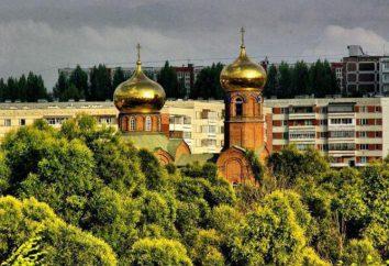 Merkmale Schreine: Ascension Cathedral (Naberezhnye Chelny). Geschichte und Gegenwart