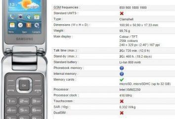 Szczegółowy przegląd Samsung GT-C3592