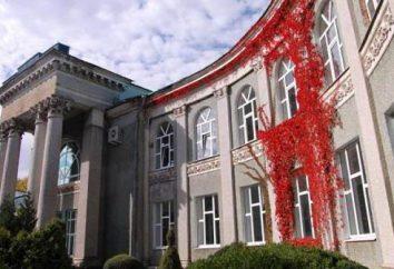 Instytut Pedagogiczny, adres Stawropol, wydziały, oddziały. Stawropol State Instytut Pedagogiczny (SSPI)