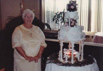 Refleksje wnuki, które dają babcię do 75 lat