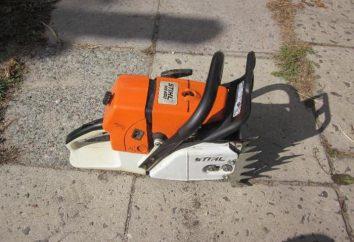 Motosierra STIHL MS-660: ¿Cómo distinguir una falsificación