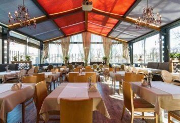 """""""Parco Dzhuzeppe"""" – un ristorante in indirizzo di San Pietroburgo, menu, prenotazione del tavolo, recensioni"""