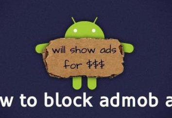 """Como se livrar de publicidade em """"Android"""" com o programa?"""