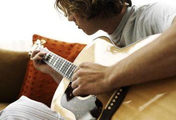 chitarra Busto come un bel modo per studiare arte musicale