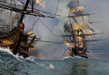 """Passagem de """"cada um na sua"""" (missões). Passagem do jogo """"Age of Pirates: Para cada um o seu próprio"""""""