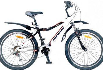 Naprzód-rowery: opinie, skład. Popularne modele
