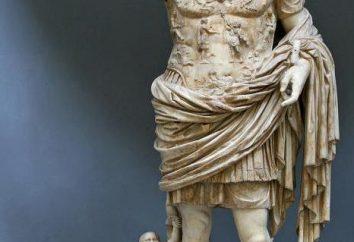 Qui fut le premier empereur de Rome?