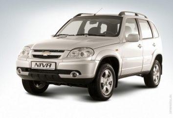 """Chevrolet Niva ( «Chevrolet Niva"""") silnik diesla – czy kupić?"""