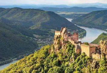 Rzeczne rejsy po Dunaju: opis, wskazówki i opinie