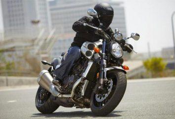 1200 Yamaha V-max: Beschreibung, Bewertungen der Besitzer, Foto