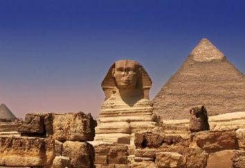 Diorit Statue von Pharao. Chephren (Chephren) – der vierte Herrscher von Ägypten