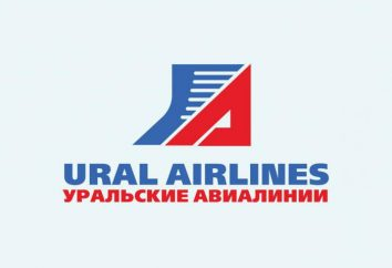 Ural Airlines Airlines: gabarito passageiros