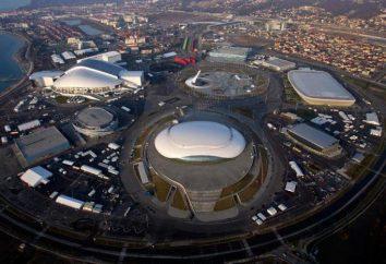Der Sotschi Olympic Park: Gesangbrunnen. Beschreibung, Fotos, Öffnungszeiten