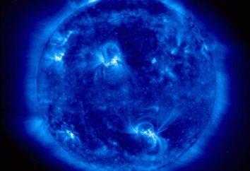 Le rayonnement ultraviolet et ses propriétés