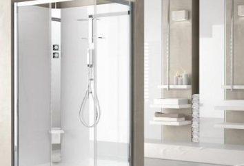 Prysznice 120×80 niski pan: przegląd, funkcje, modele i opinie