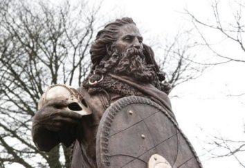 Harald Schönhaar: eine Biographie des ersten Königs von Norwegen
