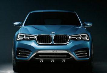 BMW X4: especificações, test drive