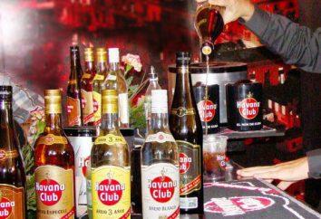 rhum cubain: la marque et des critiques à leur sujet. Quel est le vrai rhum cubain?