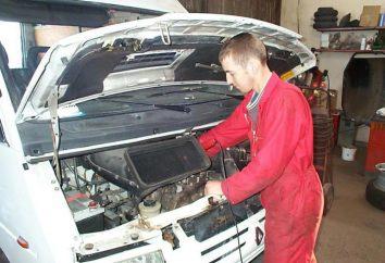 Urządzenie pojazd silnikowy. Opis, zasada działania