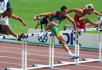 Corsa ad ostacoli: Regole e attrezzature